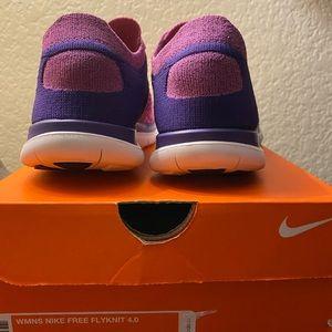 Nike Shoes - Women's Nike Free Flyknit 4.0